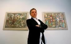 Juan Carlos Mestre, Premio Castilla y León de las Letras 2017