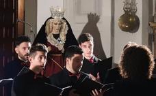 Música angelical en la antesala de la 'Ronda Luis Pastrana'