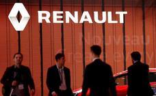 Renault marca su máximo bursátil en más de una década ante la posible fusión con su socia Nissan