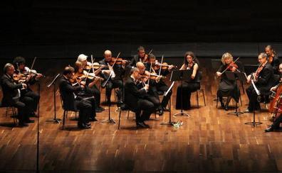 La Orquesta de Cámara Ibérica llega al Auditorio con los solistas David Mata y David Quiggle