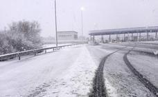 Castilla y León afectada por la nieve, el viento y las precipitaciones