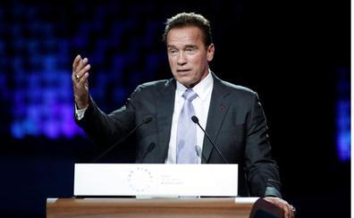 Arnold Schwarzenegger se recupera de su operación a corazón abierto