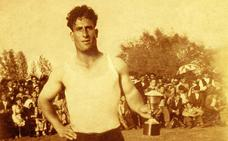 Valdefresno recuerda al luchador 'Tino de Paradilla' en el centenario de su nacimiento