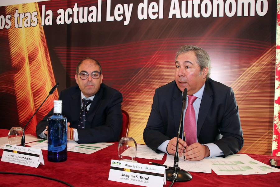 Jornada 'Nuevos retos tras la actual ley del Autónomo'