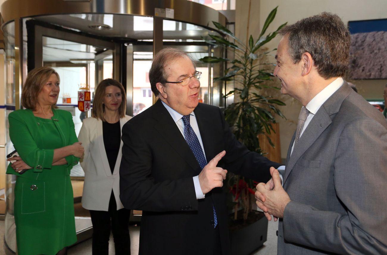 Cita con Zapatero