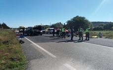 Muere uno de los ciclistas atropellados en una carretera de Mallorca