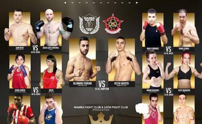 La I Velada de Boxeo 'The King of the ring 2018' llegará a León este sábado