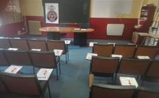 Los Voluntarios de Protección Civil de Astorga recibirán formación específica para la asistencia en el Camino de Santiago