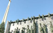 La Junta Mayor celebra una misa de acción de gracias en la Basílica de la Virgen del Camino