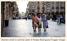 León, estrella en el Financial Times