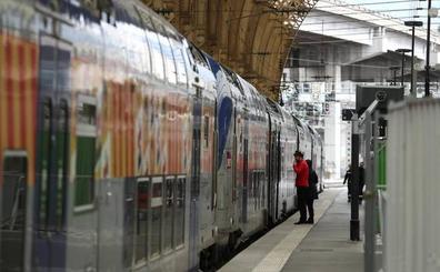 La huelga ferroviaria en Francia cancela las conexiones con España