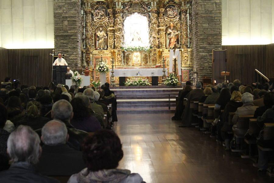 Misa de Acción de Gracias por la Semana Santa