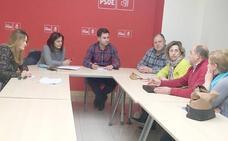 El PSOE de León lleva al Pleno de las Cortes la «masificación» del colegio de La Virgen del Camino