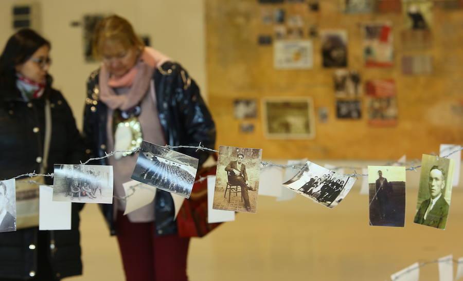 Exposición 'Testigos de la Historia, la Memoria Histórica en la provincia de León'