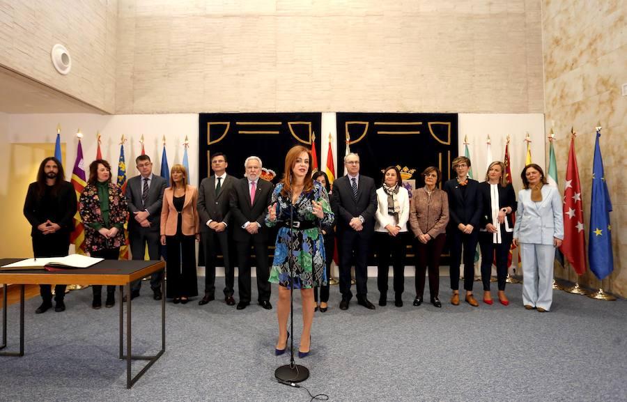 Reunión extraordinaria de la Conferencia de Presidentes de Parlamentos Autonómicos (Coprepa)