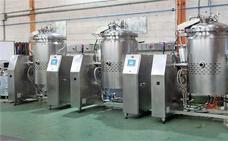 Talleres Luma SL, calidad y prestigio mundial en todo tipo de maquinaria en acero inoxidable para la industria alimentaria