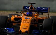 El Alonso de 2018 mejora al de 2017