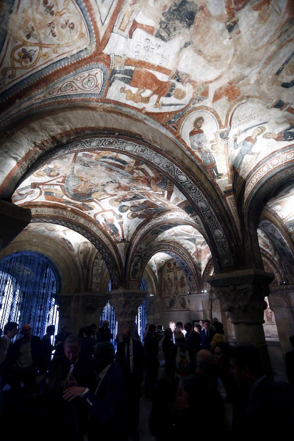 La iluminación del Panteón