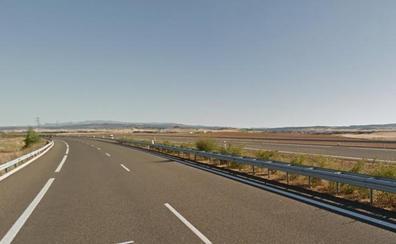 Fallece una mujer de Gigosos de los Oteros en un accidente en la A-67 en Páramo de Boedo (Palencia)