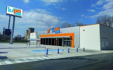 El supermercado Lupa creará 25 empleos en La Robla tras una inversión de dos millones de euros