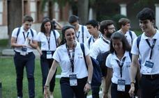 Una estudiante leonesa consigue plaza para participar en el programa Becas Europa