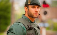 El 'mejor cuerpo' de la Guardia Civil patrulla por la Montaña Palentina