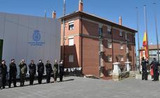 Cambio de bandera en Astorga