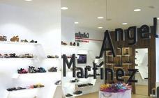 Ángel Martínez, la elegancia que viste tus pies