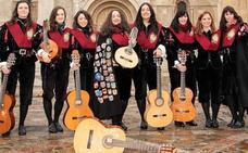Astorga acoge el I Certamen internacional de la tuna femenina