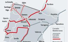 De la Serna incluye a León en la propuesta española para extender el Corredor Atlántico
