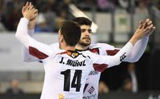 Logroño, primer semifinalista de la Copa del Rey