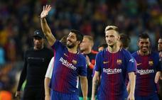 Luis Suárez: «Los clásicos se juegan en estas condiciones»