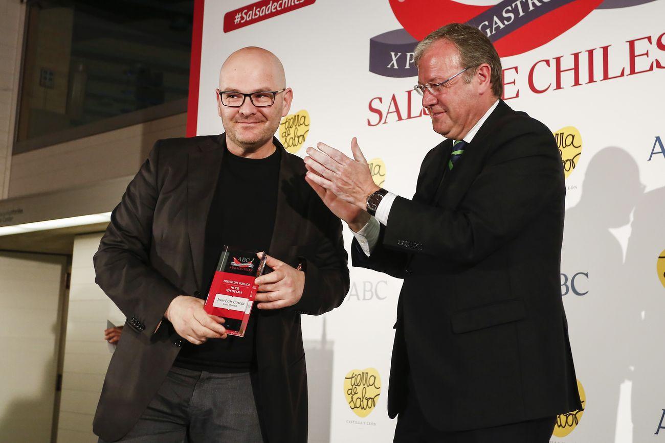 Entrega de los X Premios 'Salsa de Chiles'