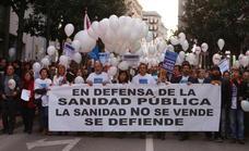 La plataforma sanitaria cree que la dimisión de Visedo pone fin a la gestión de un «fiel ejecutor de las políticas de recortes»