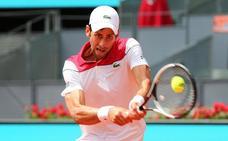 Djokovic se despide y Halep pide paso en Madrid