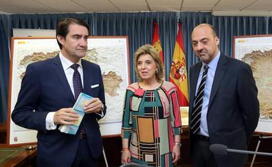 La nueva edición del mapa autonómico revisa en profundidad las infraestructuras de Castilla y León