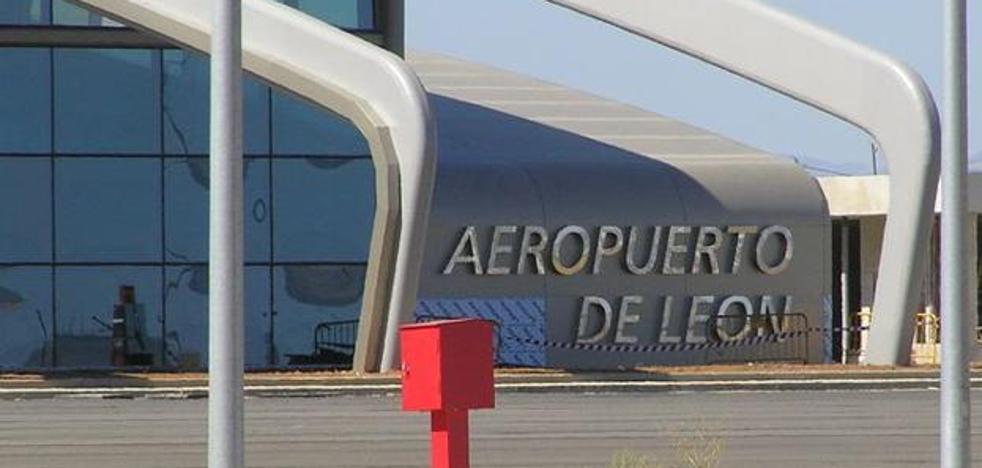 El Aeropuerto de Léon pierde 7,07 millones en 2017 y se consolida como el más 'ruinoso' de la Comunidad