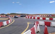 Una glorieta provisional en la Ronda Sur canalizará el tráfico afectado por la construcción de la León-Valladolid