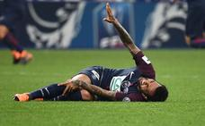 Dani Alves se pierde el Mundial por lesión
