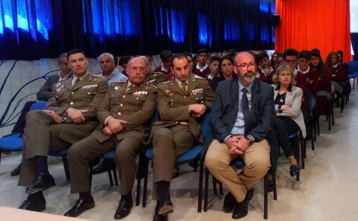 'Testimonio directo de las víctimas del terrorismo en centros docentes'
