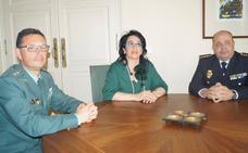 Teresa Mata ve «muy positivo» dar a conocer «abiertamente» la labor del Gobierno en la provincia