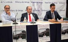 Carlos Junquera habla sobre Rusia y Siberia en Veguellina de Órbigo