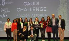 Una app que aúna sostenibilidad y accesibilidad en el turismo gana el 'Gaudí Challenge'