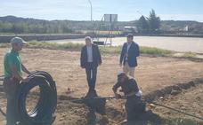 Las Piscinas Municipales de Villaquilambre contarán con dos pistas de pádel