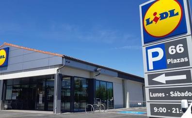 Lidl invierte 1,3 millones en su tienda de Sáenz de Miera y creará 40 empleos en la capital en 2018