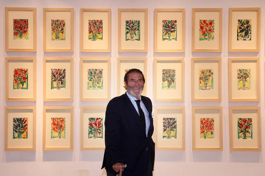 Juan Mons expone en el Centro Cultural de España Duero en León