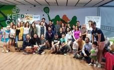 Alfaem recauda 2.400 euros para su centro en Ponferrada gracias a un torneo de pádel