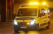 Herido grave un varón en un accidente de tráfico registrado en la LE-20 a la altura del parque La Granja
