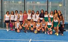 La Interpública se lleva la Liga Intercolegial de Tenis5Pádel