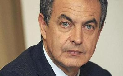 Zapatero se reune con el papa Francisco en El Vaticano